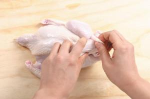 Hühner schlachten